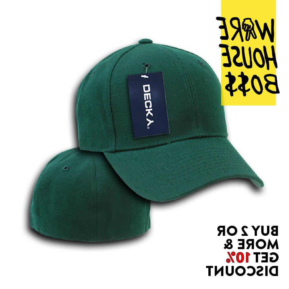 DECKY HAT FITTED CAPS