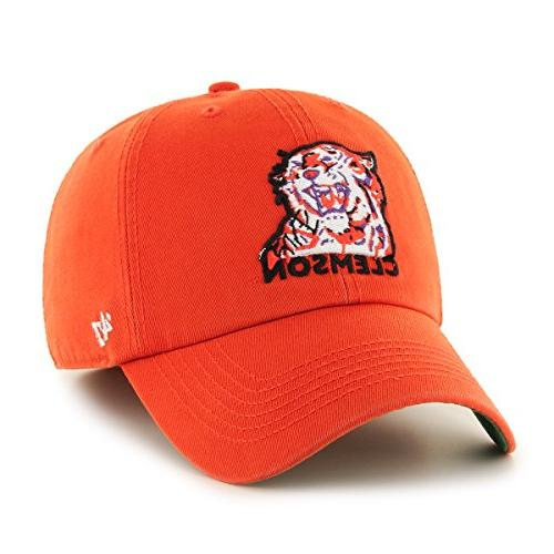 47 ncaa clemson franchise fitted