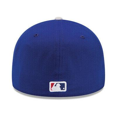 New Era Angeles Dodgers Profile Fitted Hat Cap