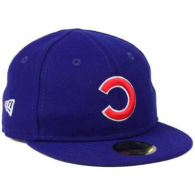 New Era 5950 My First Chicago Cubs GAME Fitted Hat  Infant C