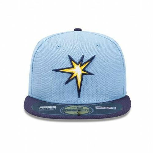 New Era 5950 TAMPA BAY RAYS ALT MLB Diamond Era Cap Batting