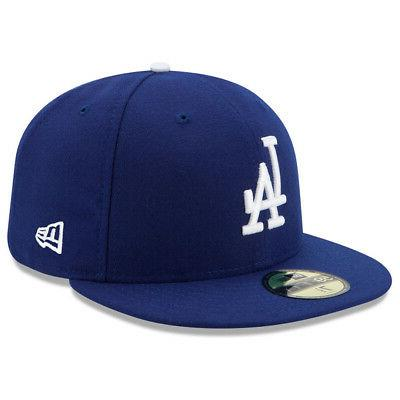 New Era 5950 Youth Los Angeles Dodgers GAME Fitted Hat  MLB