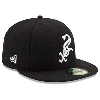 New Era 5950 Youth White Sox 2017 GAME Fitted Hat  MLB Kid's