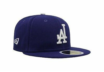 New Era 59Fifty Cap MLB Los Angeles Dodgers Blue Kids/Youth