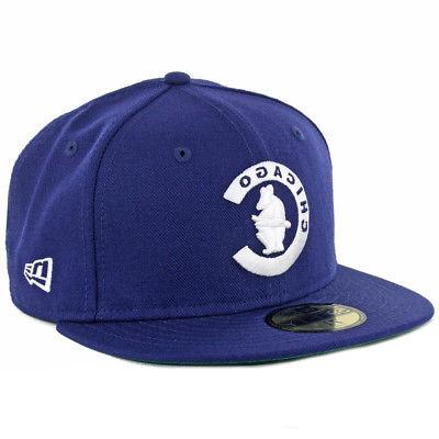 59fifty chicago cubs 1911 cooperstown fitted hat