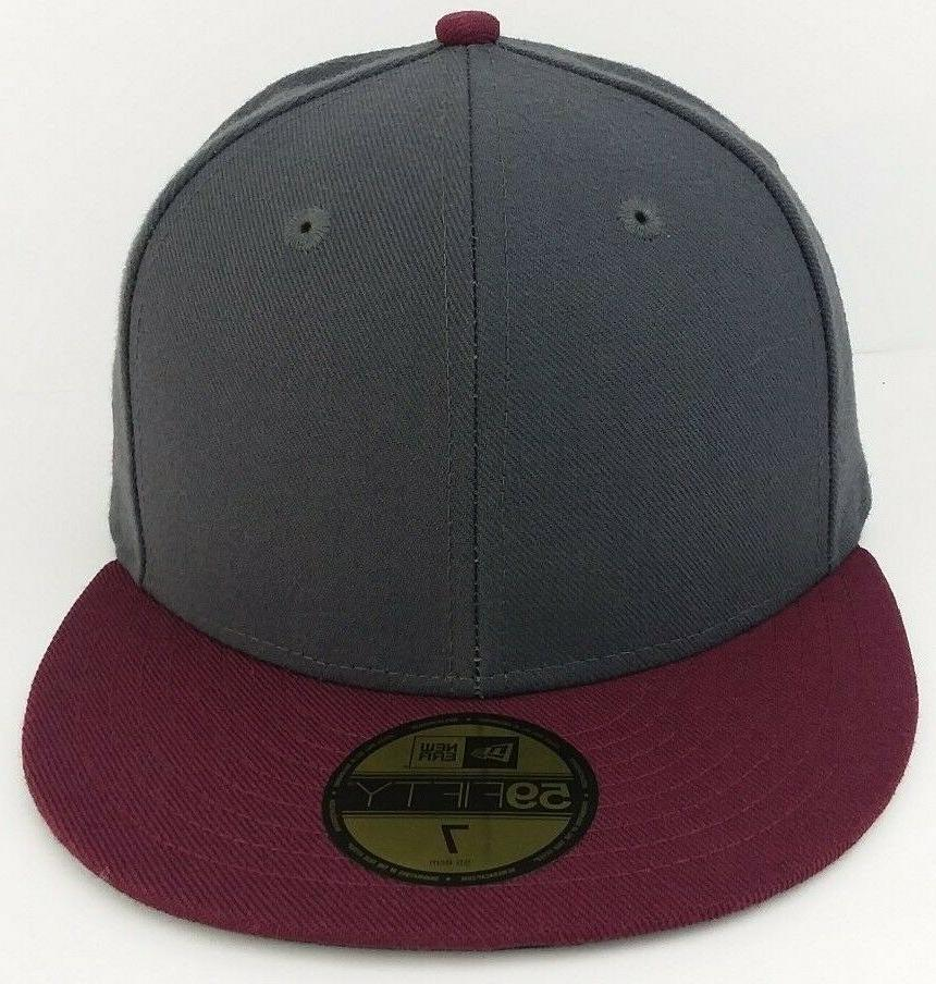 59fifty fitted cap hat original blank plain