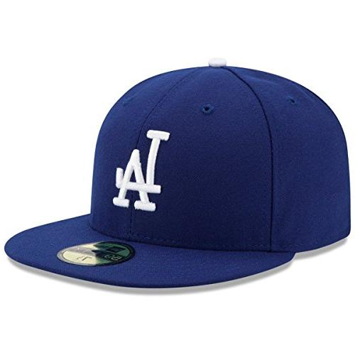 New Era Angeles Authentic Collection Game 7