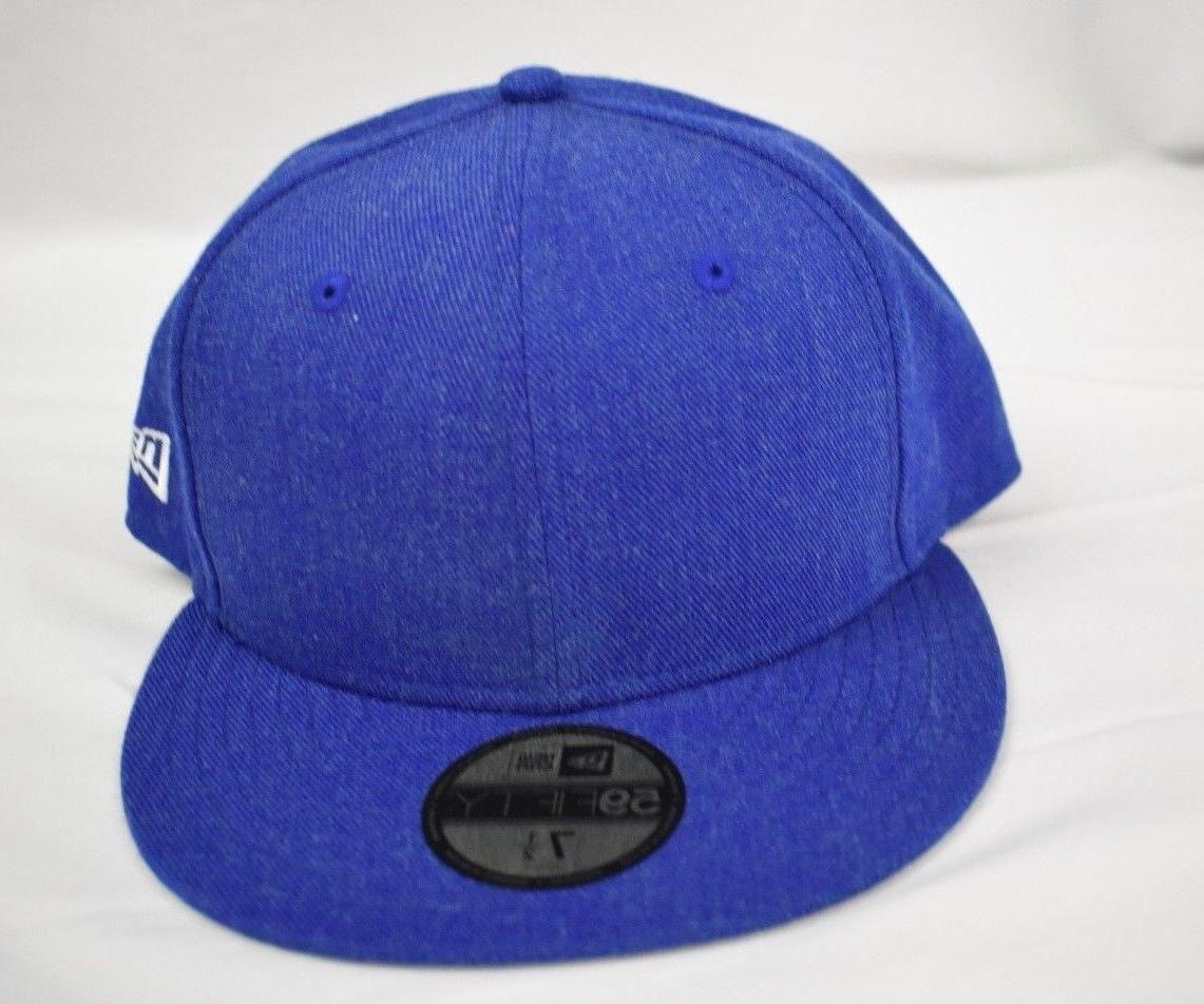 59fifty mens blank tonal heather royal fitted