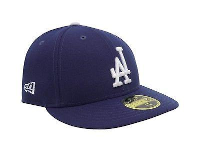 59fifty mlb cap los angeles dodgers low