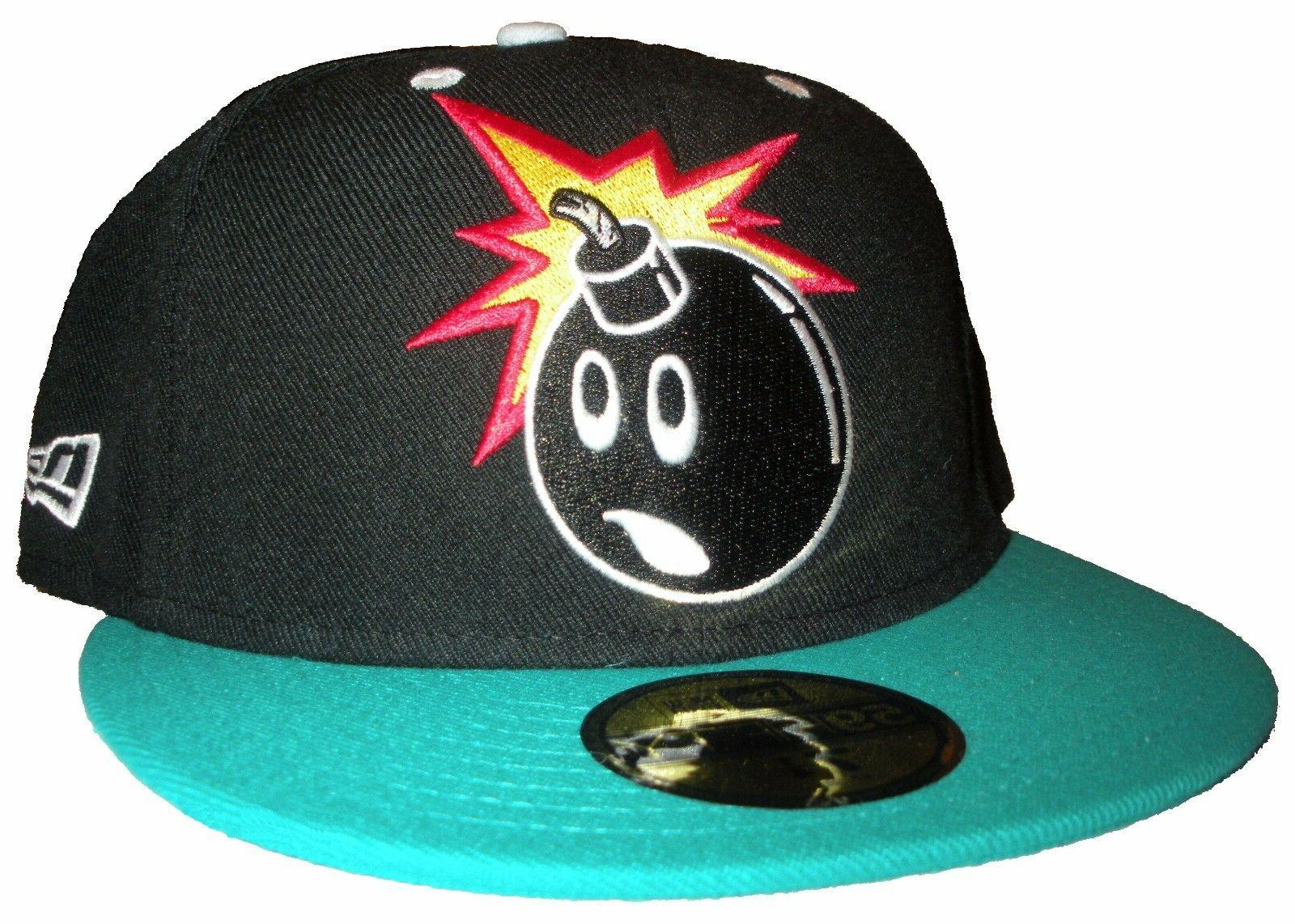 The Hundreds 59FIFTY New Era Fitted Cap Forever Adam Bomb Me