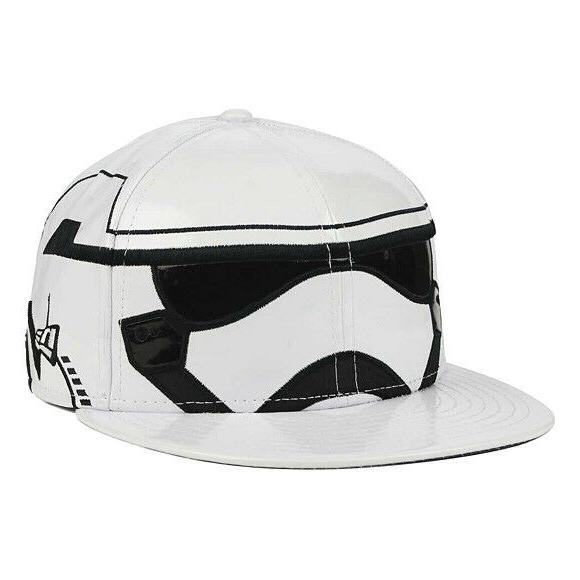 59fifty star wars big face stormtrooper hat