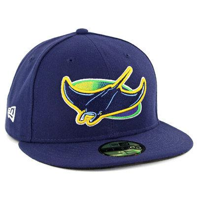 59fifty tampa bay rays alt fitted hat