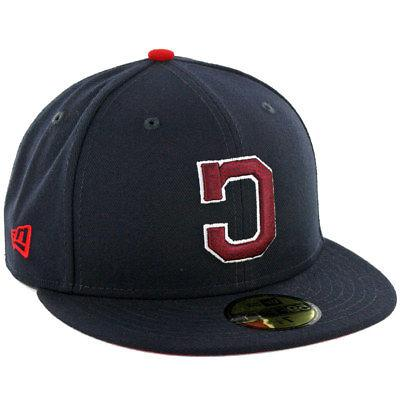 """New Era 59Fifty """"Team Twisted"""" Cleveland Indians Fitted Hat"""