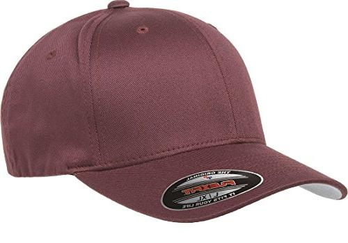 6277 wooly combed twill cap