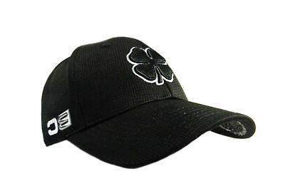 Black Clover BC Iron #3 Large/X-Large Fitted Hat - 646819964