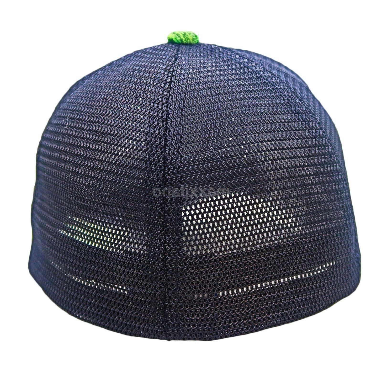 Baseball Mesh Flexfit Fitted Visor Flex Style