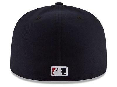 New Era Boston Red Sox GAME Fitted Hat