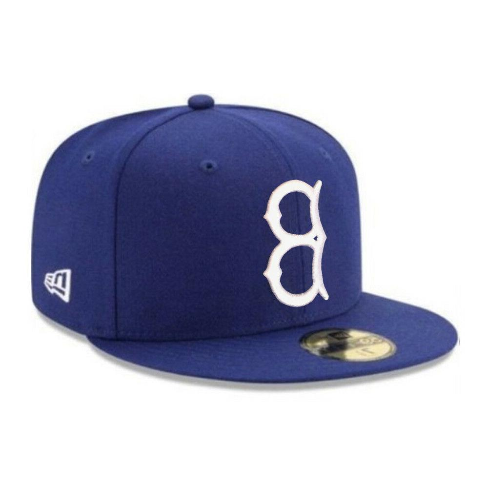 Brooklyn Dodgers MLB Authentic New Era 59FIFTY Fitted Cap -