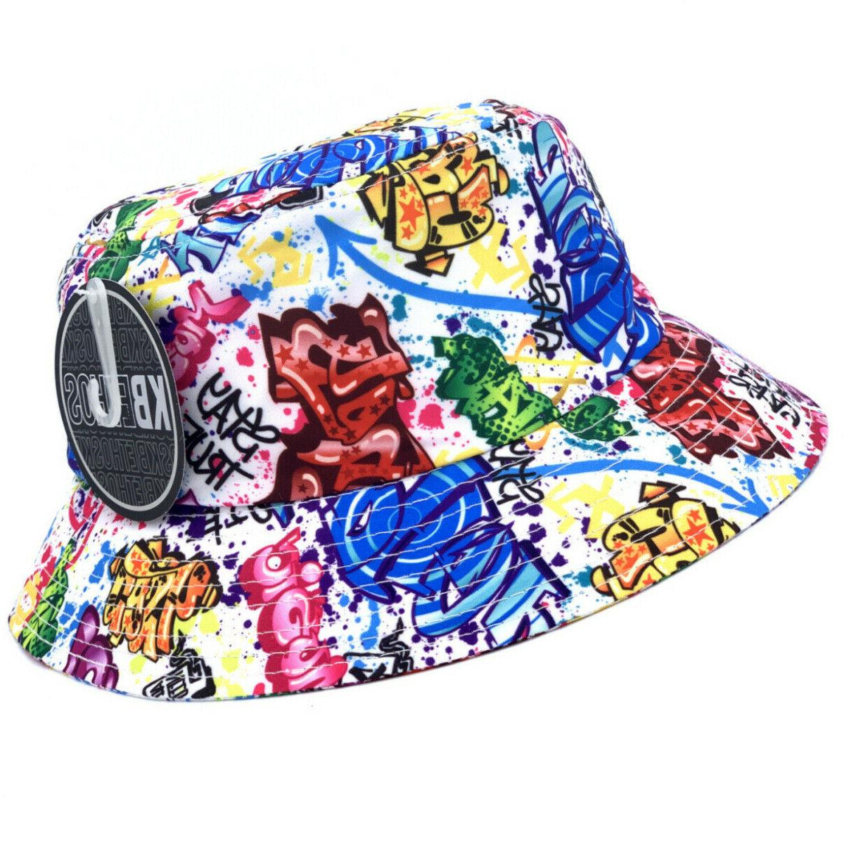 Print Hat New ONE SIZE FIT