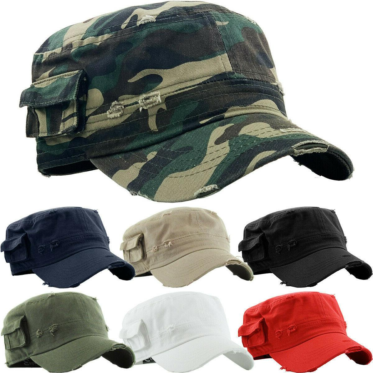 kbethos cadet fitted caps army military hats