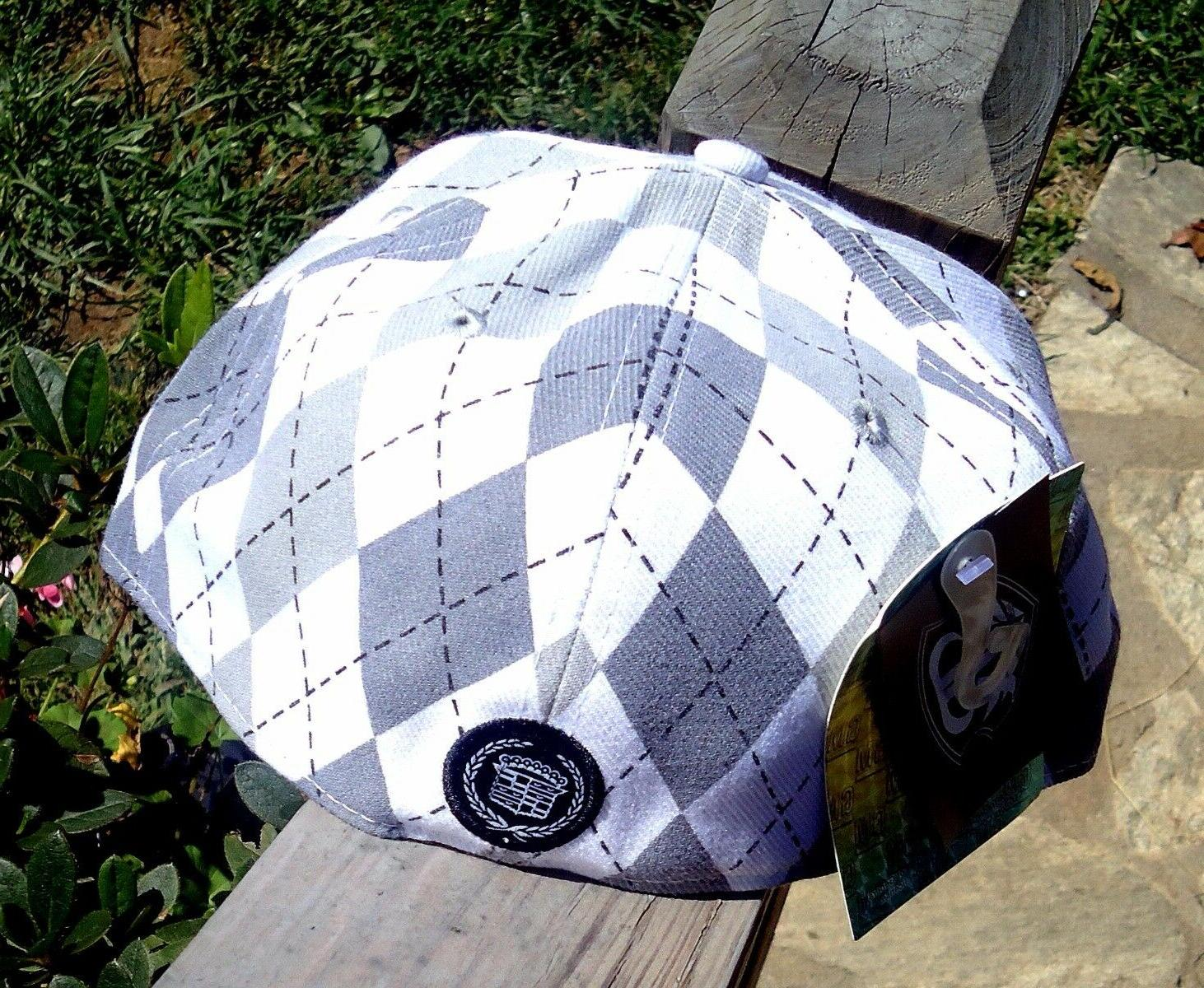 Cadillac Fitted Cap, Licensed New See Sizes