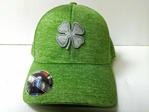 cap lucky heather apple green stretch fit