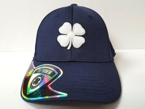 cap lucky heather navy blue stretch fit