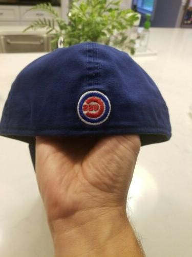 Chicago Cubs New 49Forty Fitted Size Large,