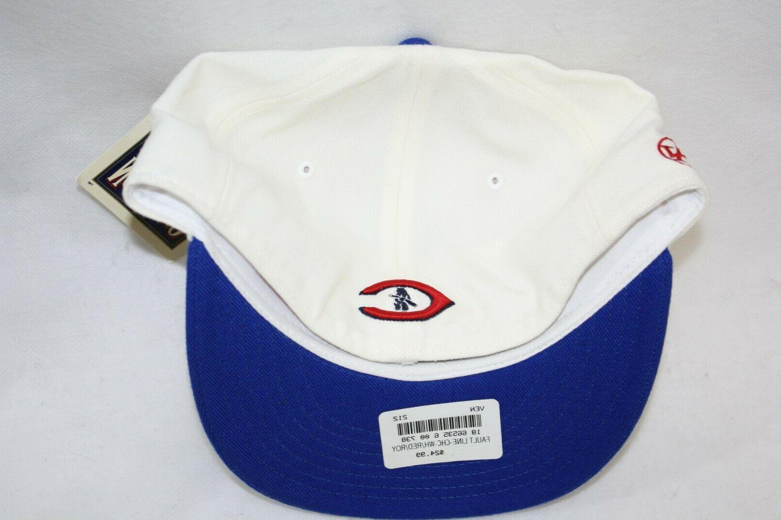 Chicago Cubs Baseball Hat American Cooperstown Collection