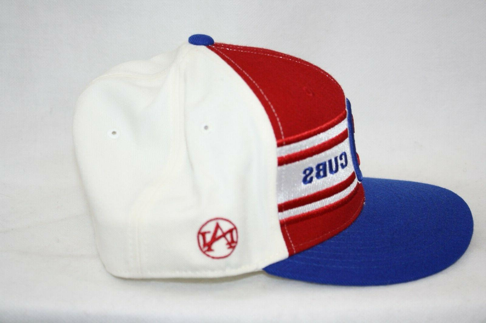 Chicago Hat American Needle Cooperstown