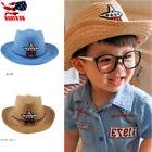 Cowboy Hat Unisex Kids Hat Toddler Fancy Costume Western One
