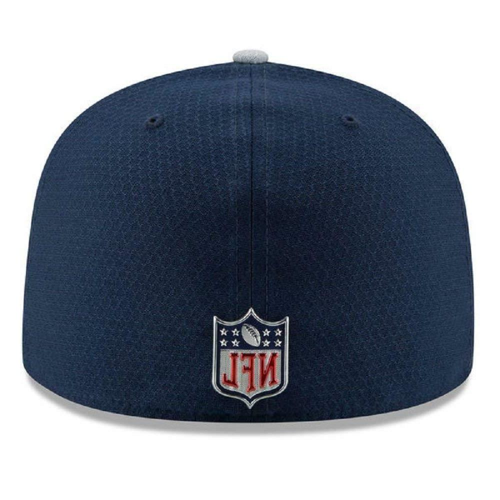 DALLAS New 59FIFTY ON FIELD FITTED BILL 5950 HAT