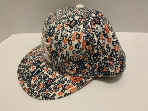 Detroit Tigers American Cooperstown 7.5