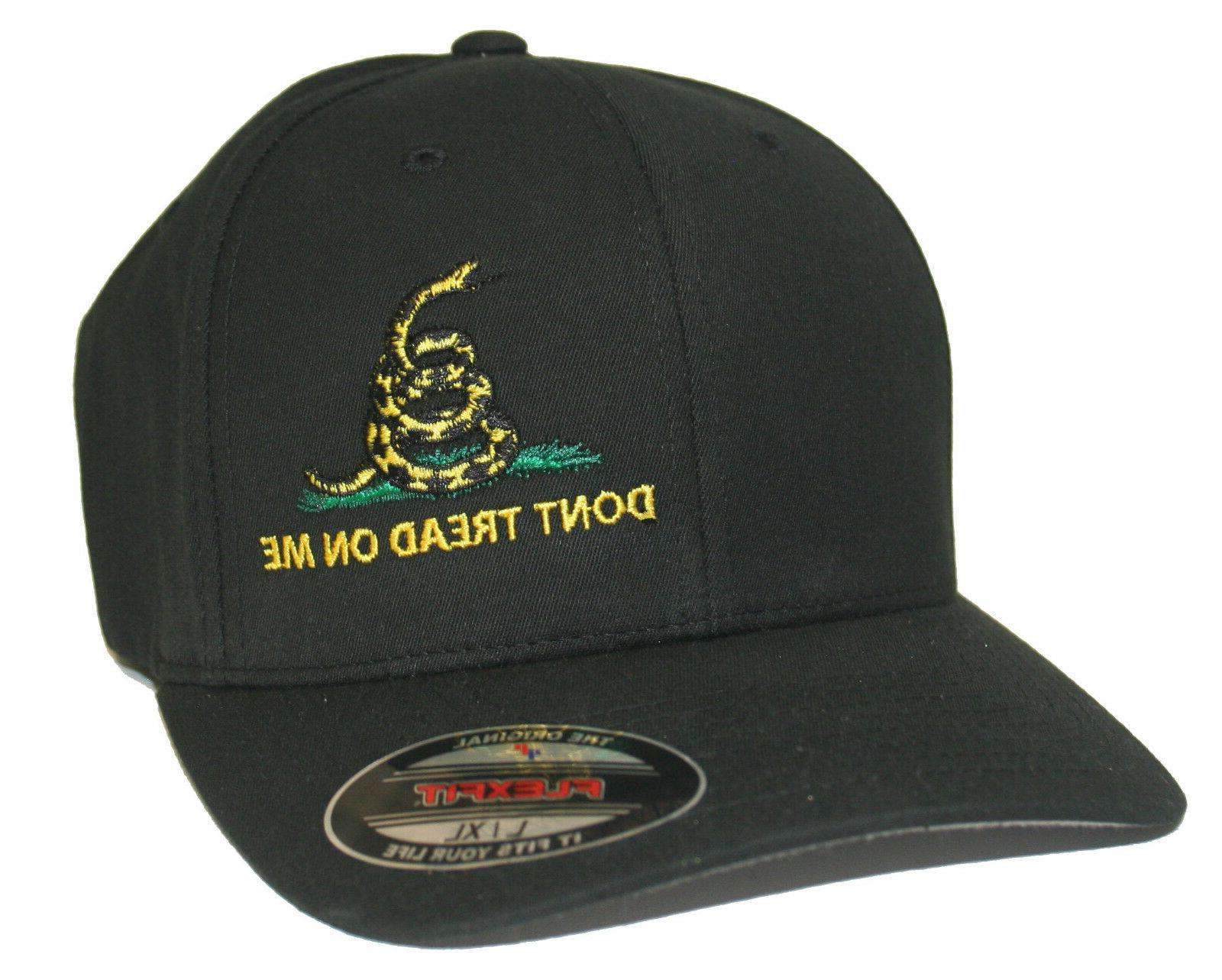 don t tread on me hat fitted