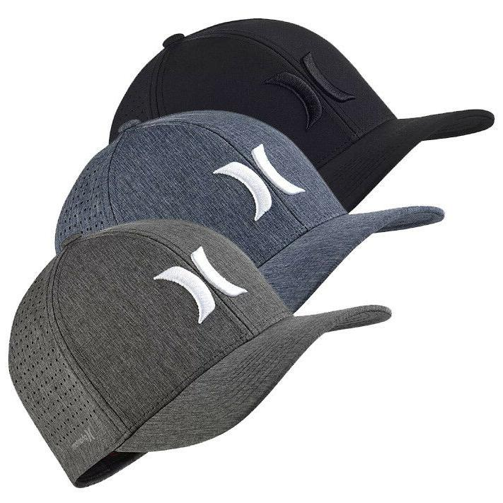 HURLEY Dri-Fit Phantom Vapor 4.0 Flexfit hat cap surf flex f