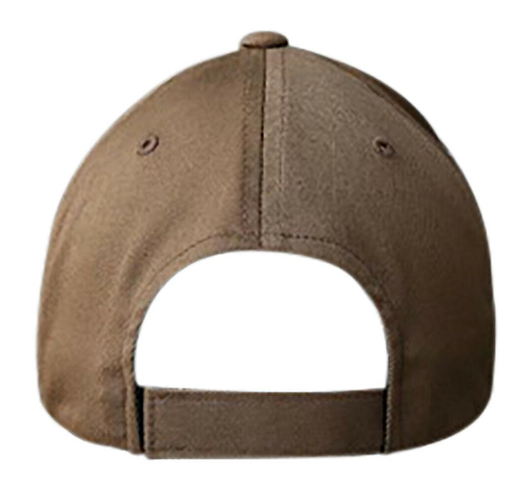 Flexfit® Coyote Brown Hat Adjustable For Men and In Uniform