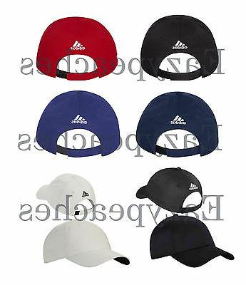 ADIDAS GOLF - 100% COTTON twill Cap, Relaxed Fit Baseball Ha