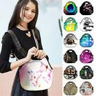 Hot!Zippered Thermal Insulated Cooler Handbag Tote Food Drin
