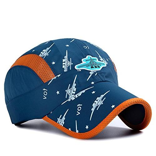 kids boys lightweight quick drying sun hat