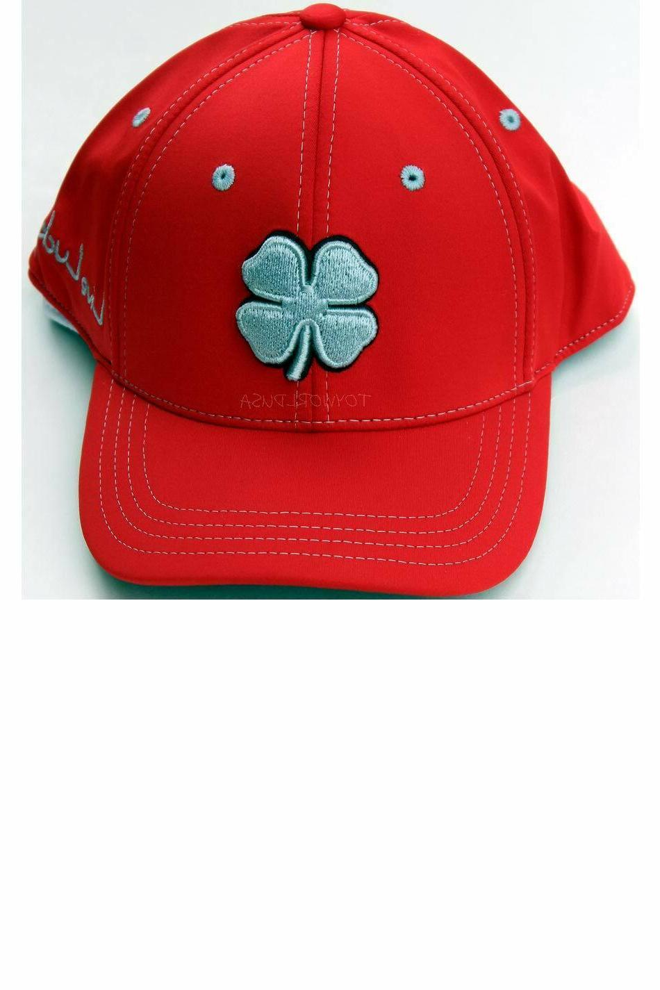 live lucky 48 fitted stretch baseball hat
