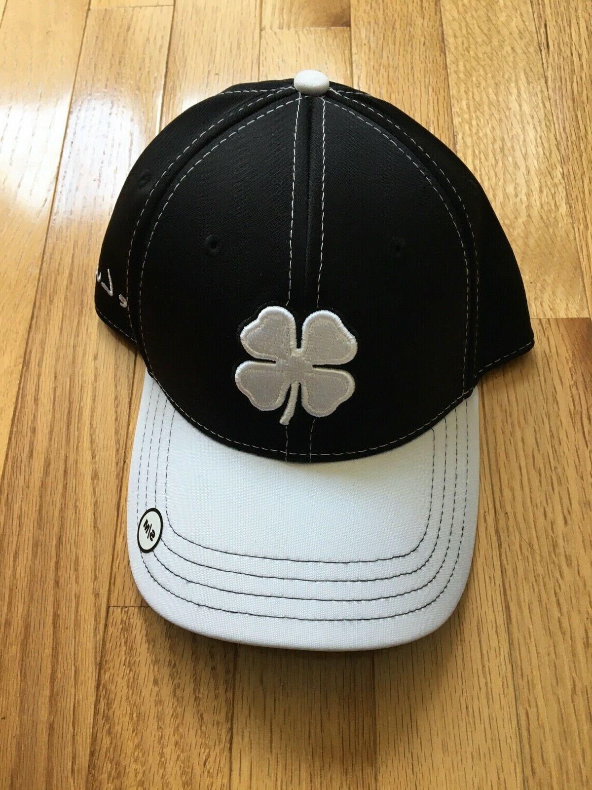 live lucky fitted golf hat baseball cap