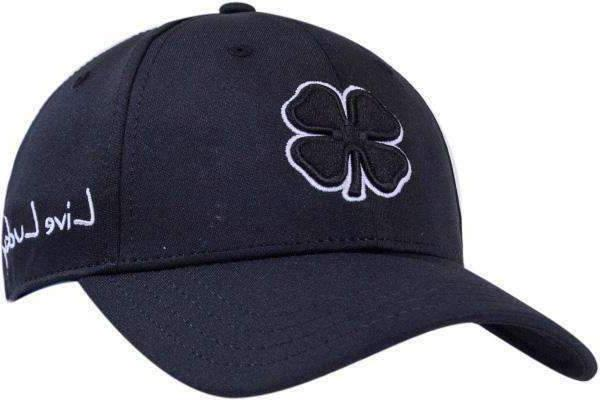live lucky premium fitted cap hat
