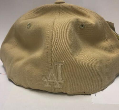 American Los Angeles Dodgers Beige 7 New tags!