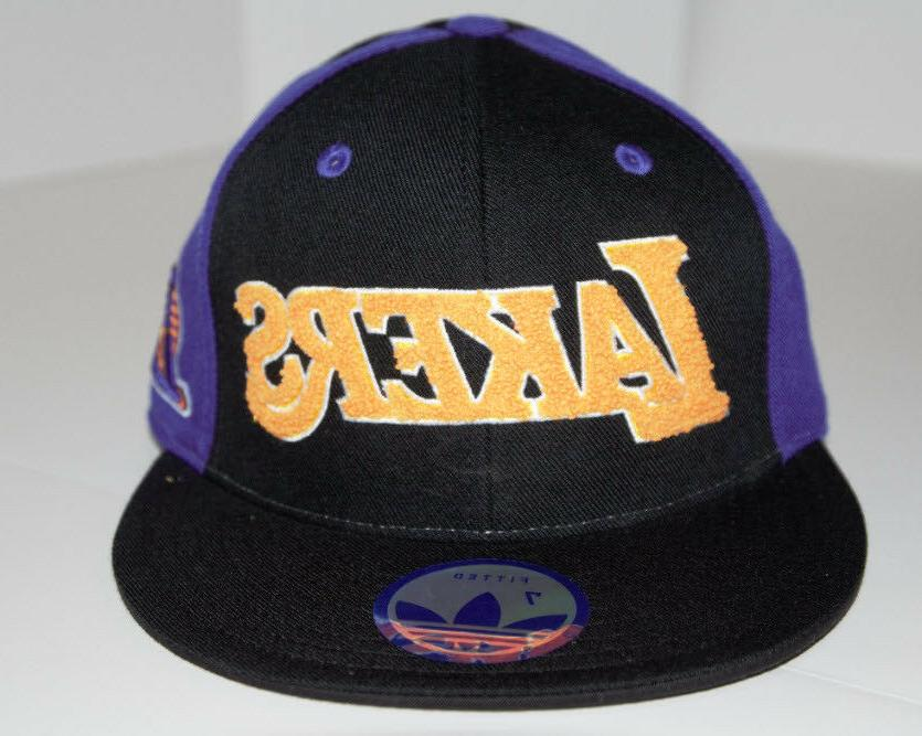 los angeles lakers hat la lakers fitted