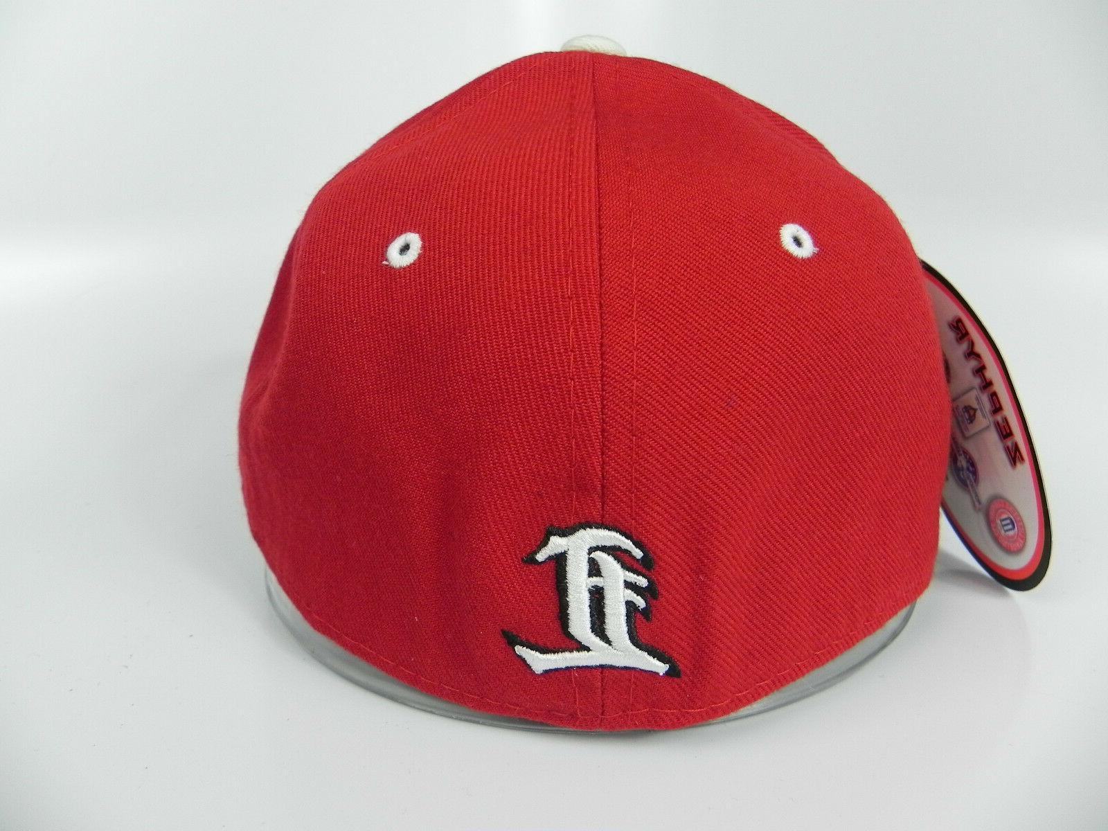 LOUISVILLE CARDINALS NCAA VINTAGE SIZED DH