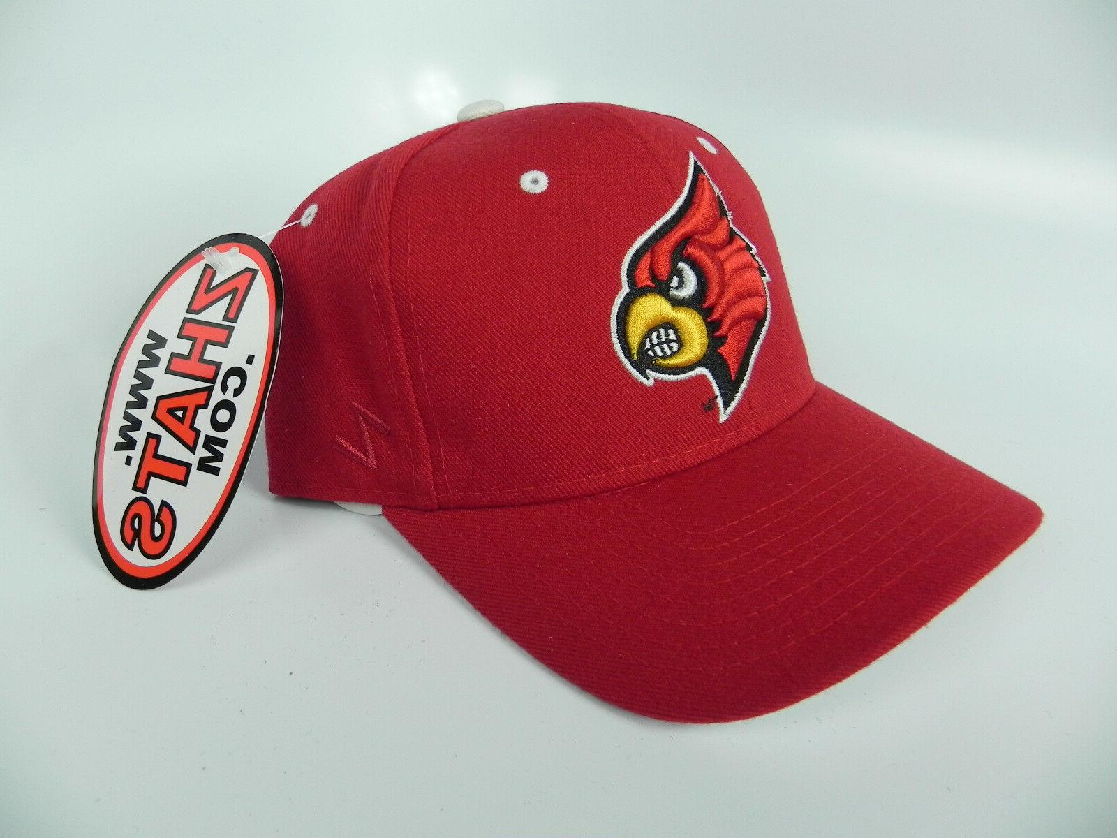 LOUISVILLE VINTAGE FITTED SIZED ZEPHYR DH HAT