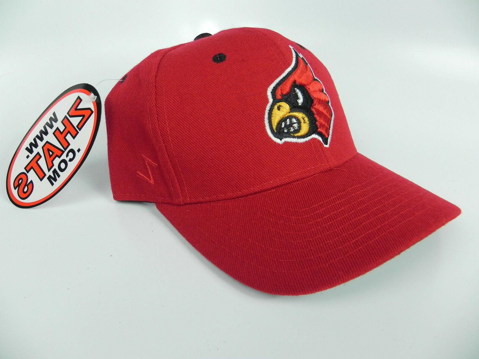 LOUISVILLE CARDINALS NCAA VINTAGE SIZED DH NWT!