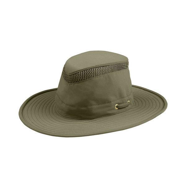 ltm6 airflo olive fitted broad brim fitted