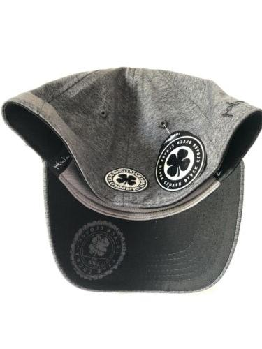 Black Clover Heather Mens Fitted Size
