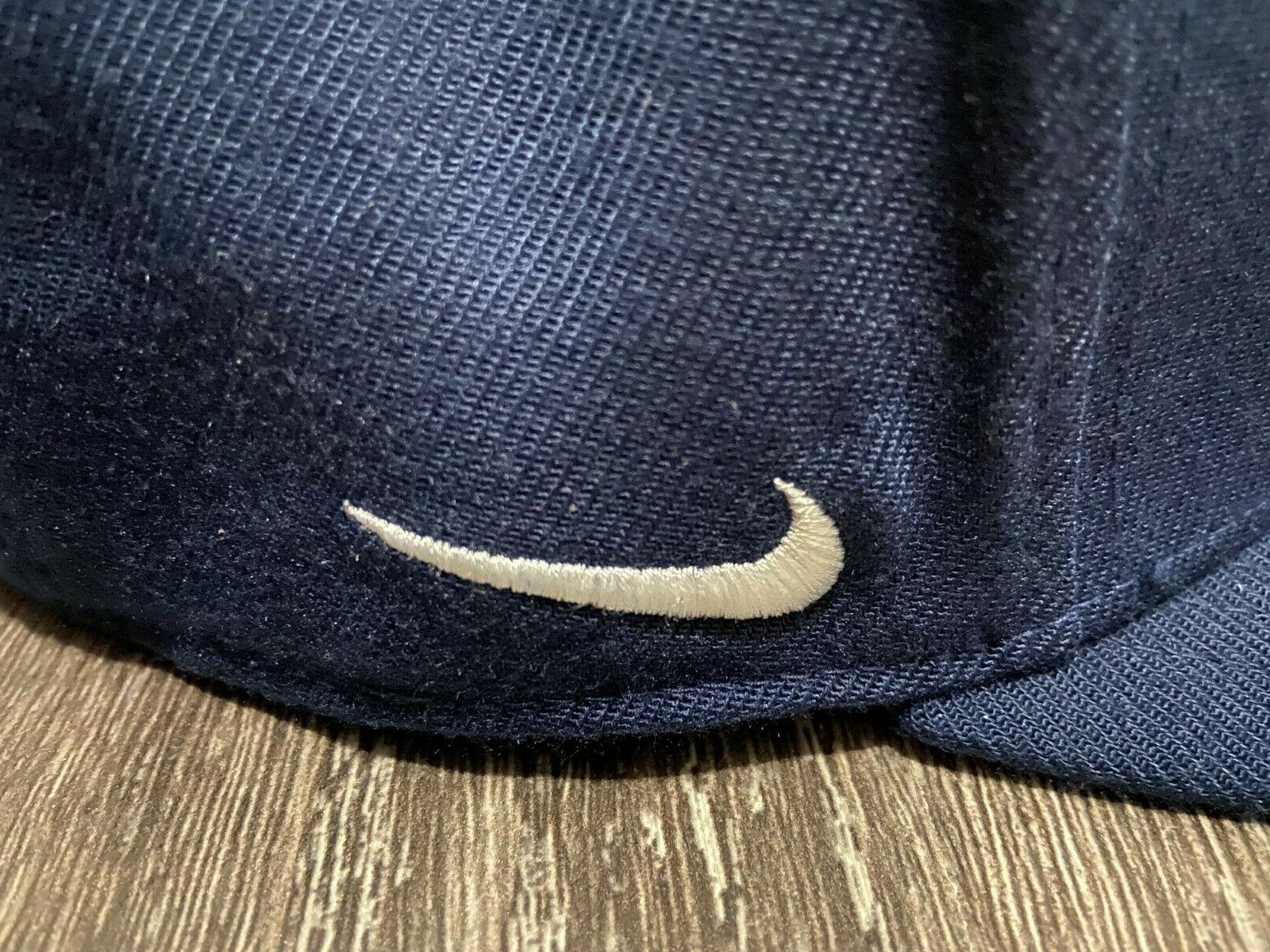 Nike Mamba Academy Kobe Official Hat Cap Fitted Navy NEW